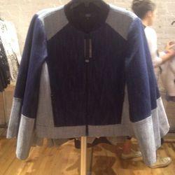Jacket, $150