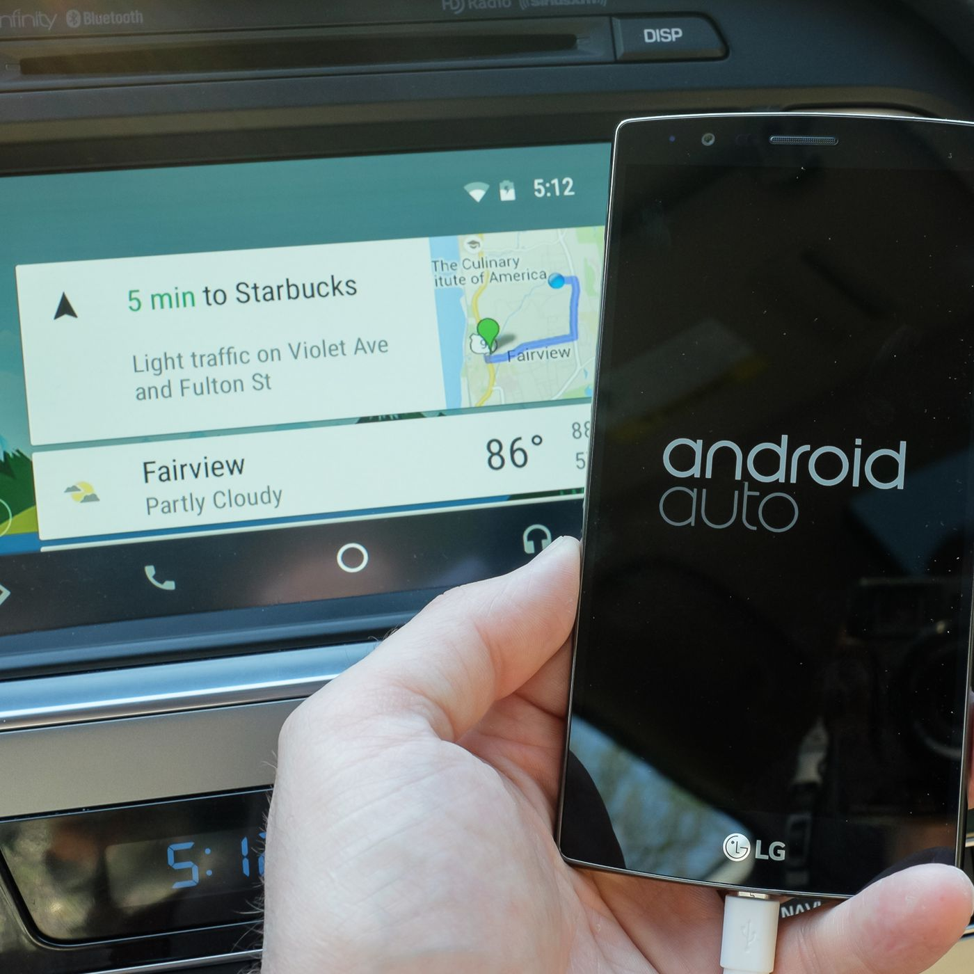 Android Auto review | The Verge