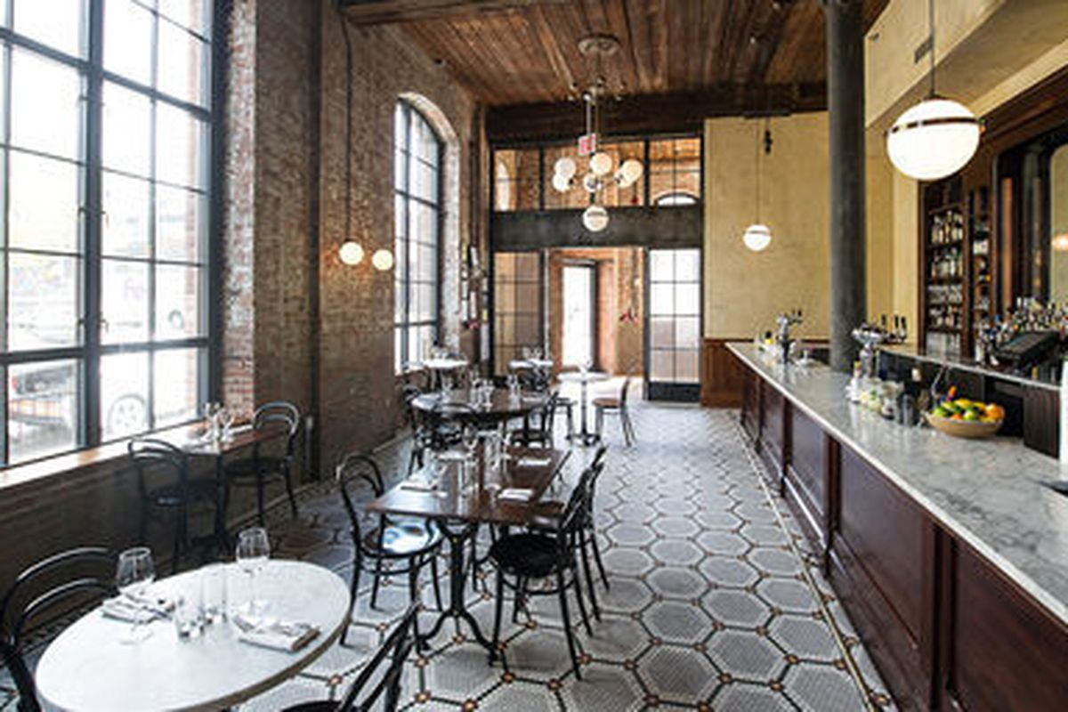Exterior: The Early Word On Reynards At The Wythe Hotel