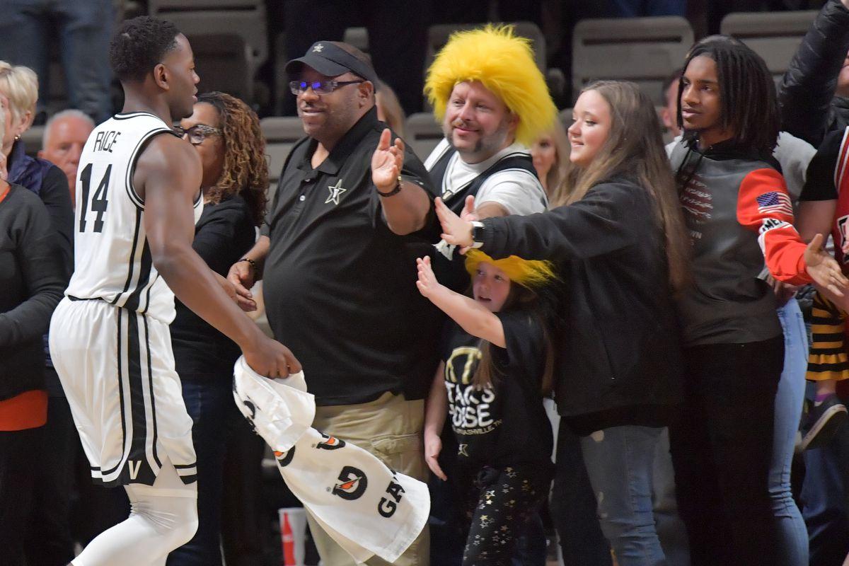 NCAA Basketball: South Carolina at Vanderbilt