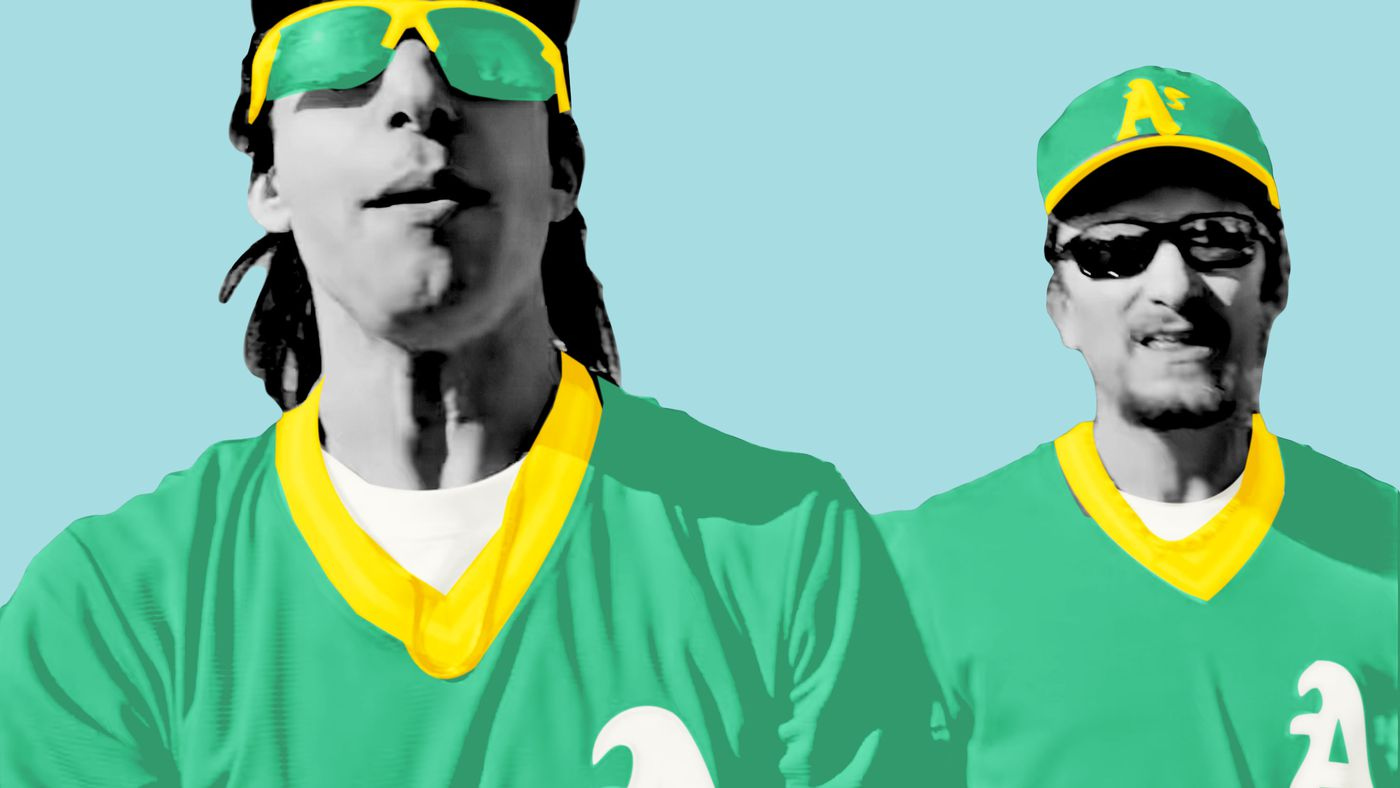 The Lonely Island and Netflix Made a Visual Album About José Canseco and Mark McGwire, Because They Can