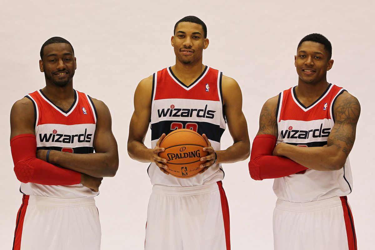 official photos d8347 42ef7 2013 Washington Wizards roster: Cohesion with and around ...