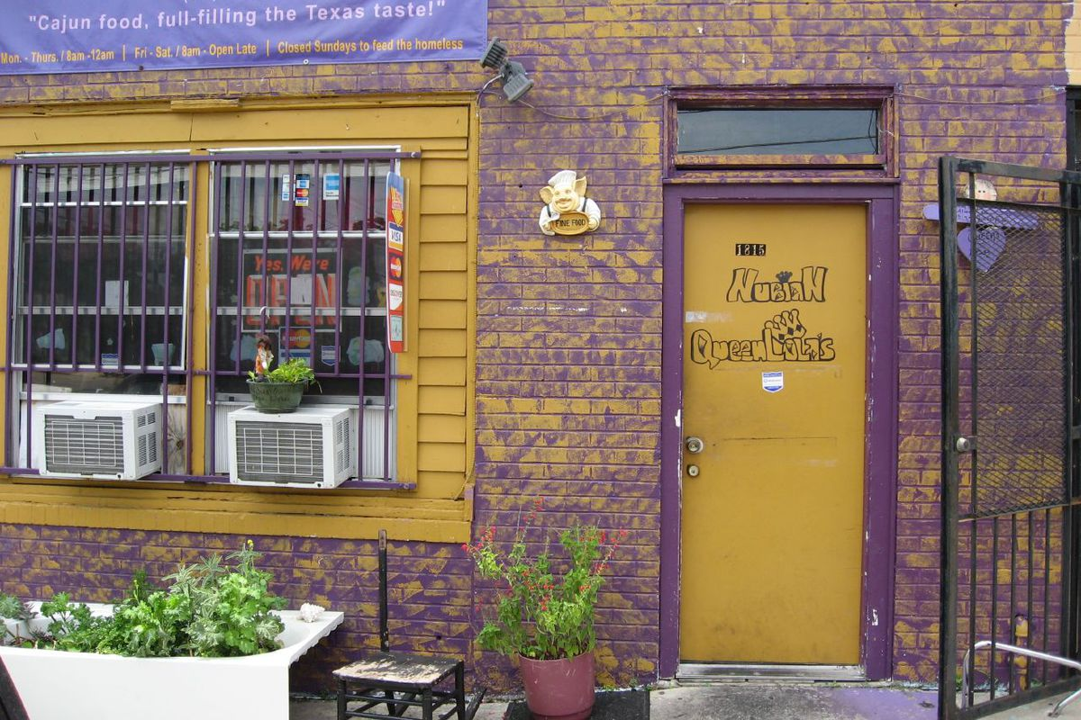 Nubian Queen Lola's Cajun Soul Food Cafe