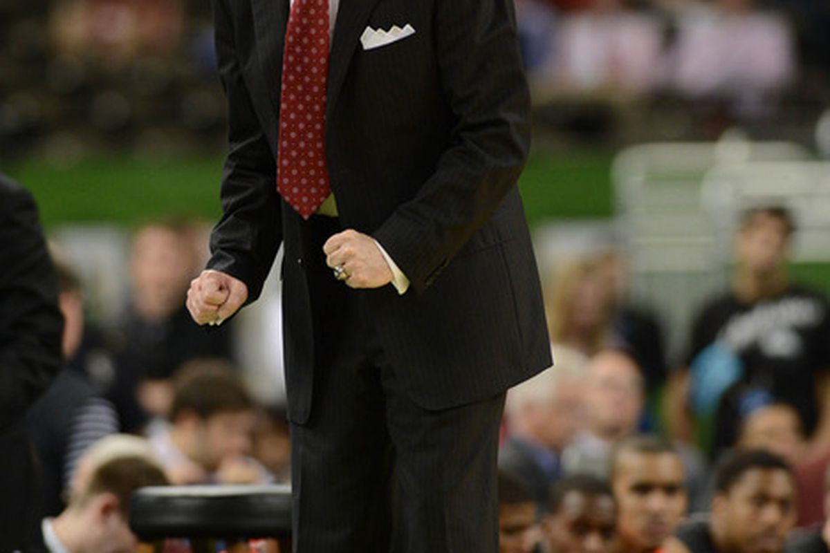 Mid-major teams should fear the words coming out of Rick Pitino's mouth. They could end the NCAA Tournament as we know it.