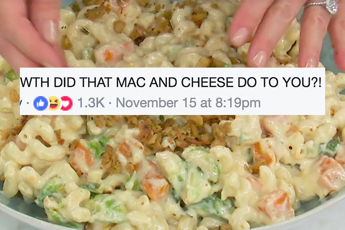 Food Network Ruins Thanksgiving With Ultimate Mac And Cheese Eater