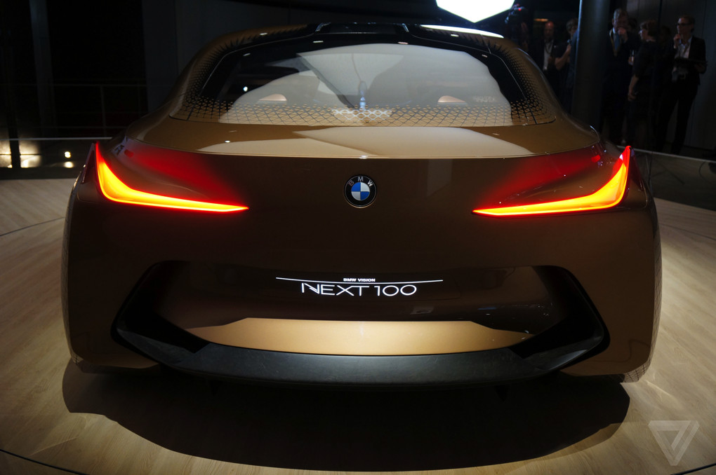 Bmw S Vision Next 100 Is The Concept Car Of My Childhood