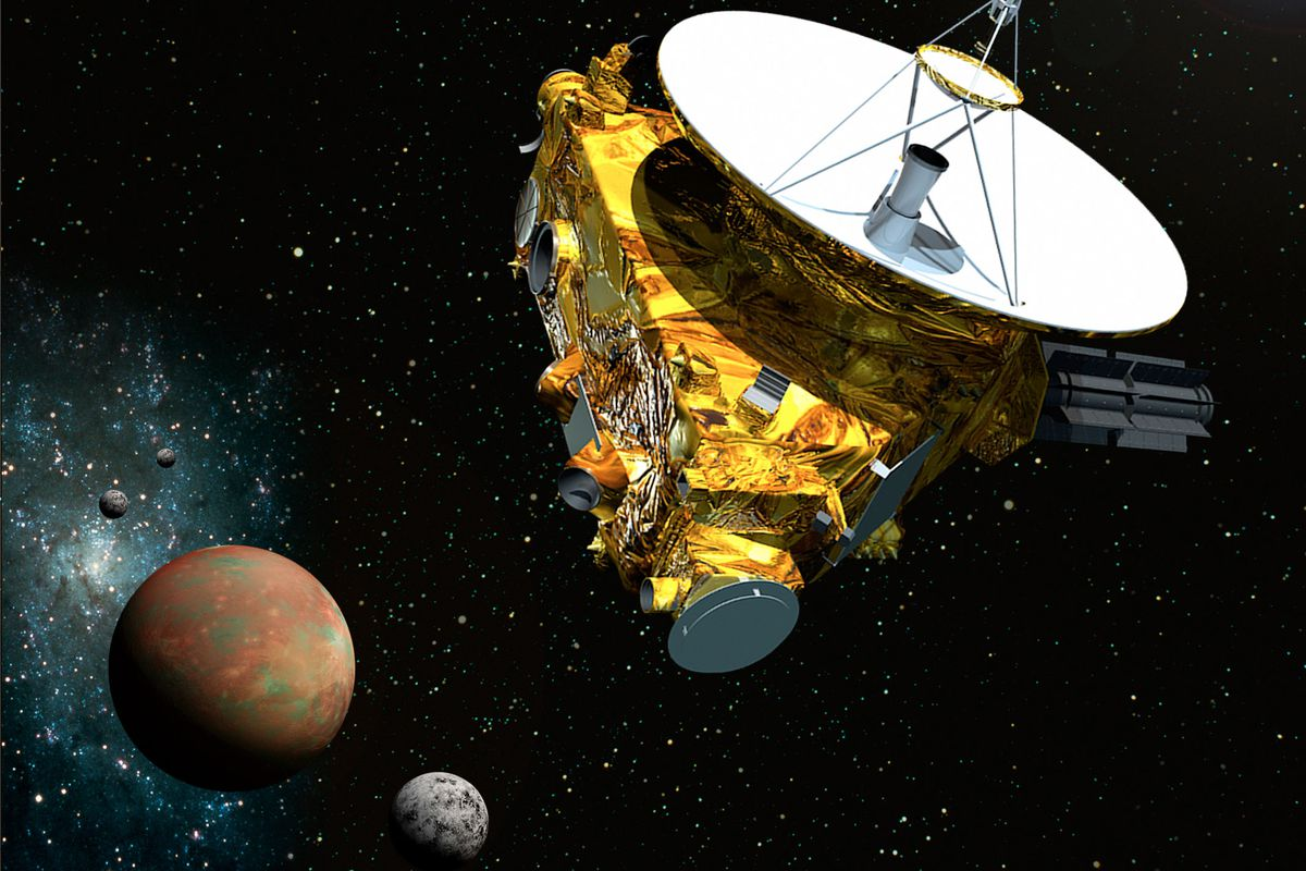Kerberos Moon Of Plluto: We've Never Seen Pluto Up Close. That's Going To Change