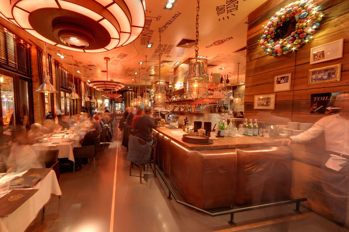 International Italian Restaurant Tom George Expands From