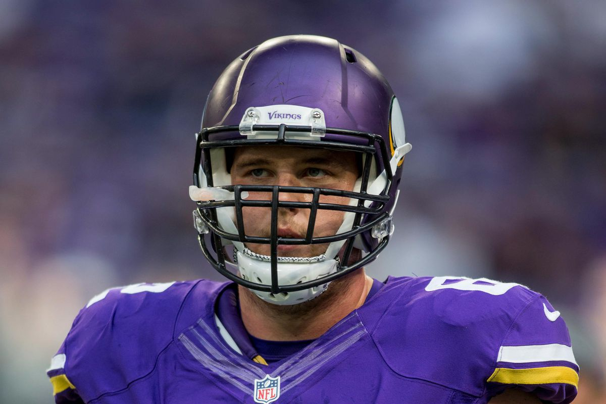 more photos 7ffd0 8e8e3 Minnesota Vikings Free Agency: Nick Easton to sign with New ...