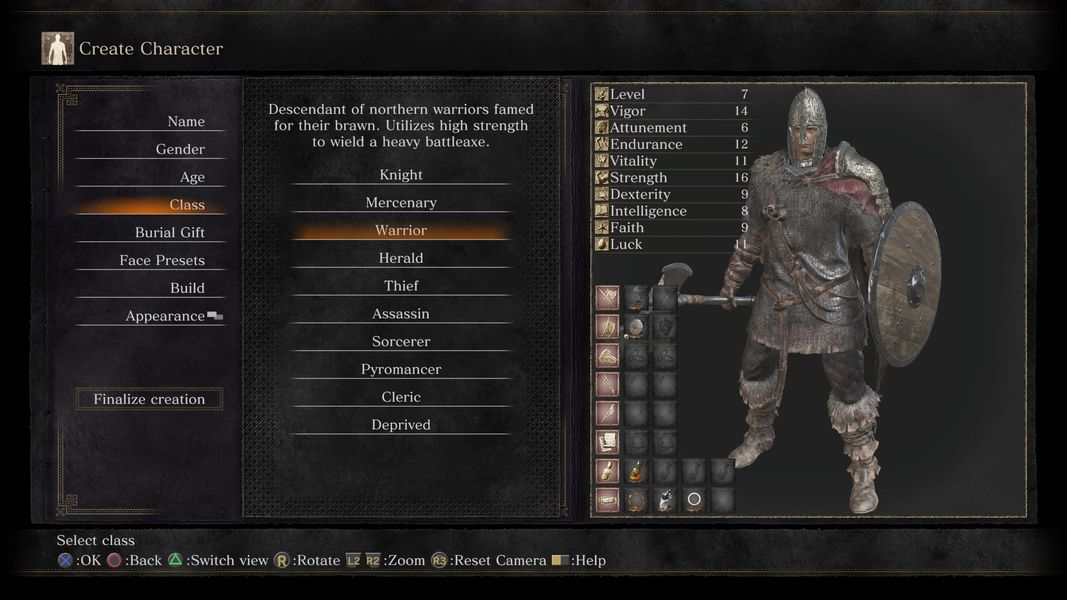 Dark Souls  Character Builds For Beginners