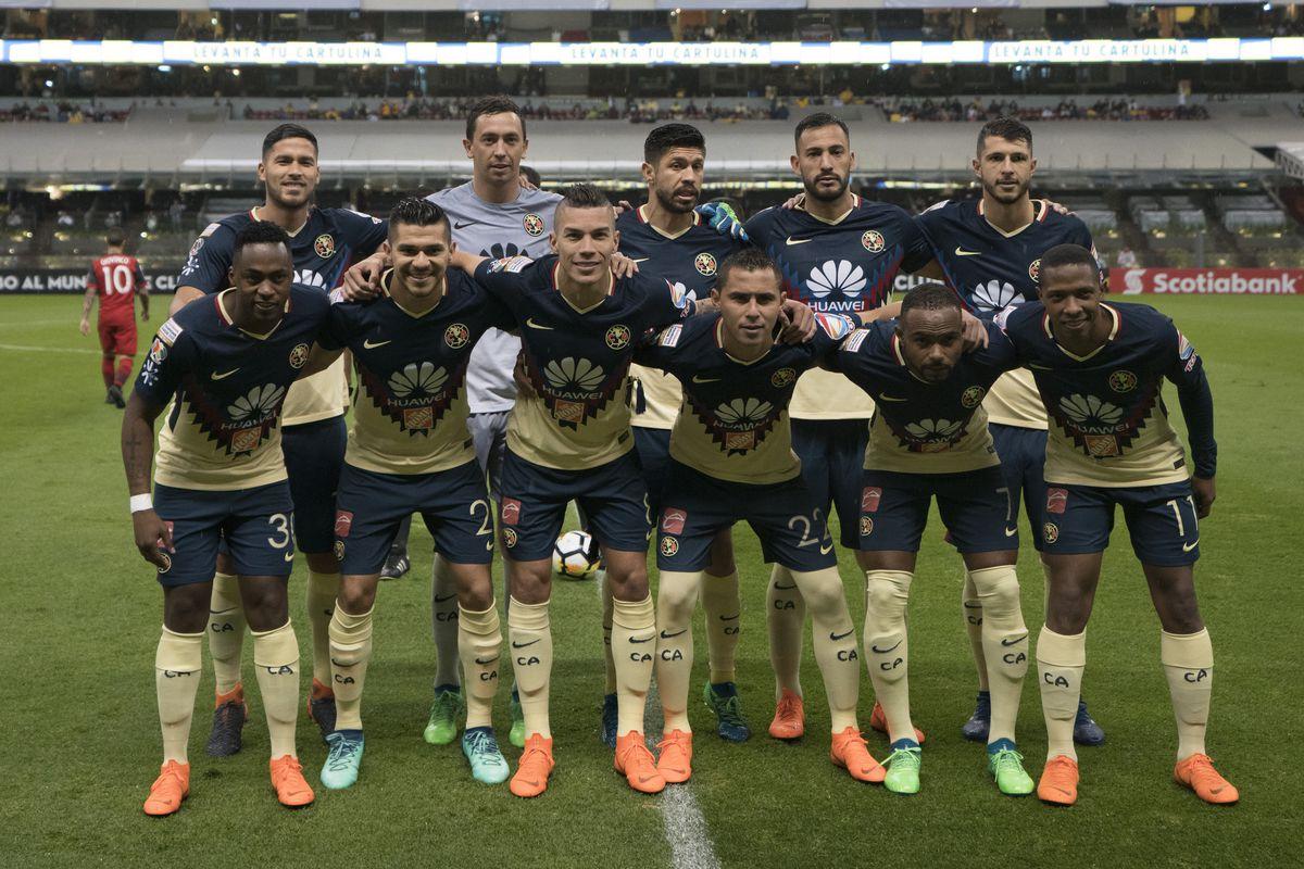 America v Toronto - CONCACAF Champions League 2018
