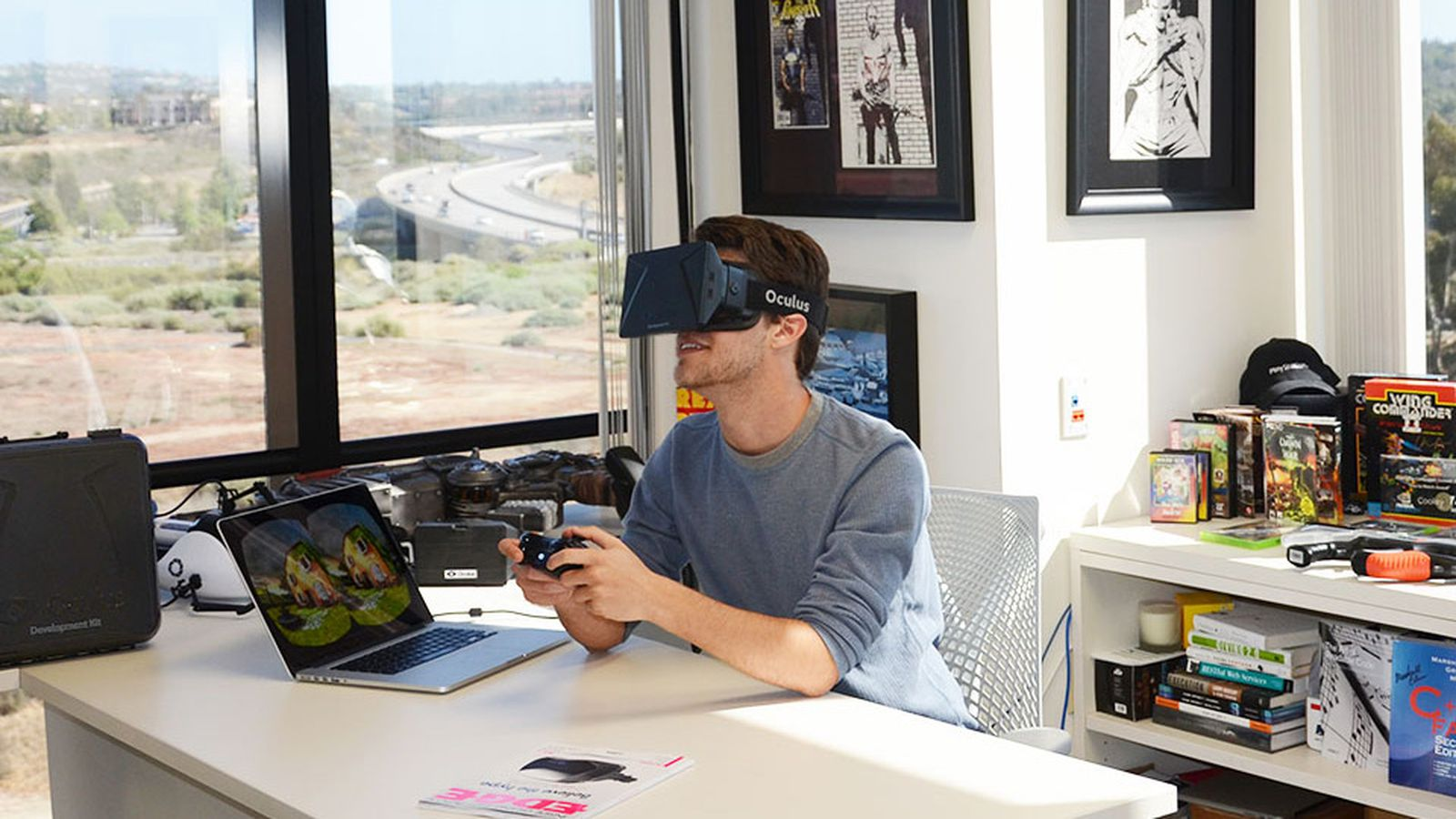 Oculus ZeniMax Suit Is A Transparent Attempt To Take Advantage Of Facebook Acquisition