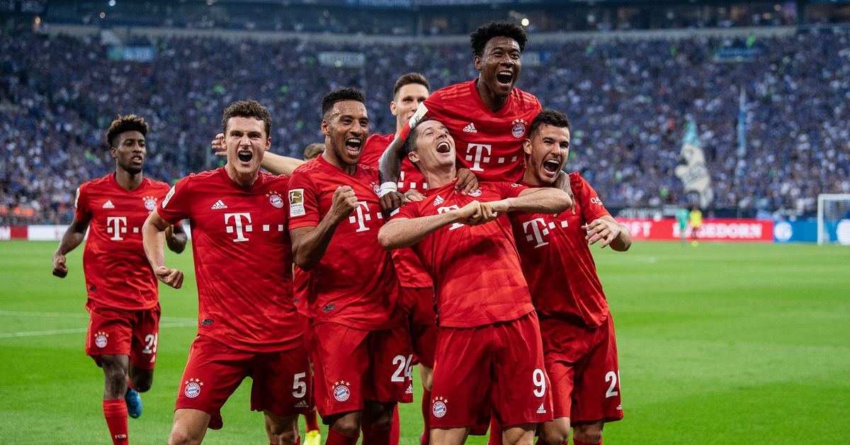 Bayern Munich U2019s Bundesliga Schedule Is Ideal For Its