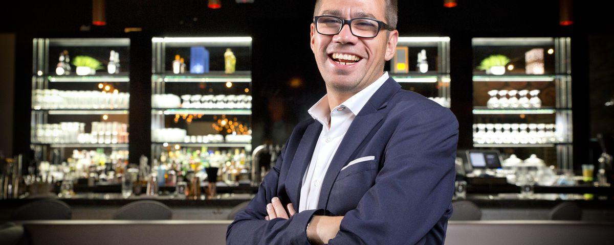 Nicolas Kalpokdjian of Eatt Gourmet Bistro and Partage
