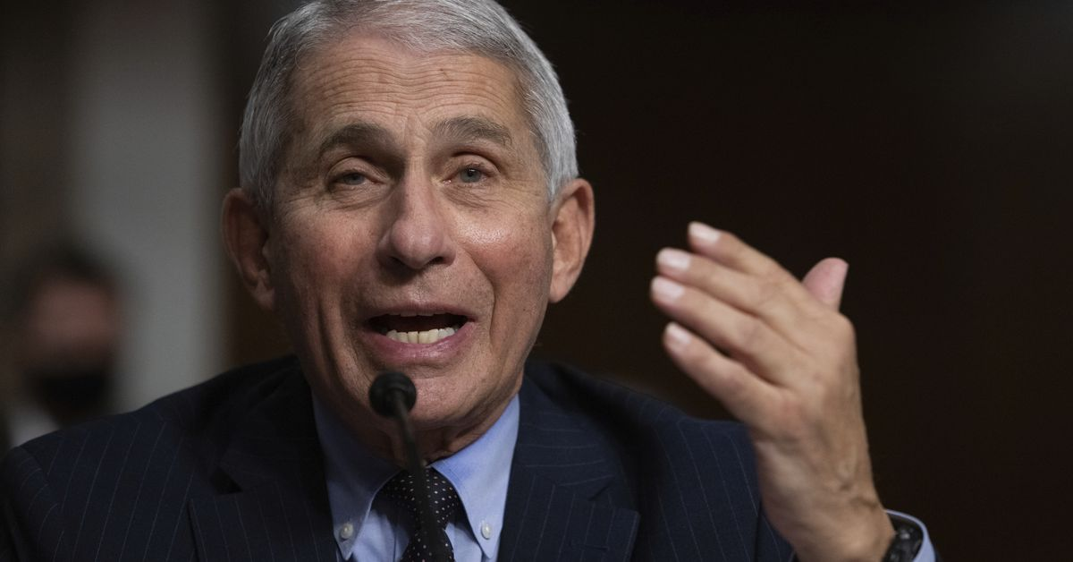 Dr. Fauci says you shouldn't worry about the Johnson & Johnson vaccine