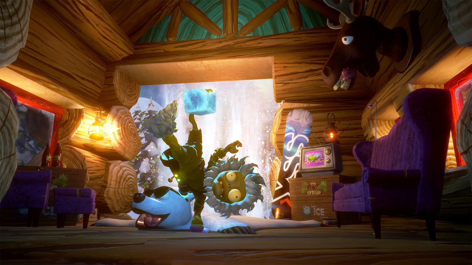 Plants Vs Zombies Garden Warfare 39 S Unexpected Success Is Shaping Its Sequel Polygon