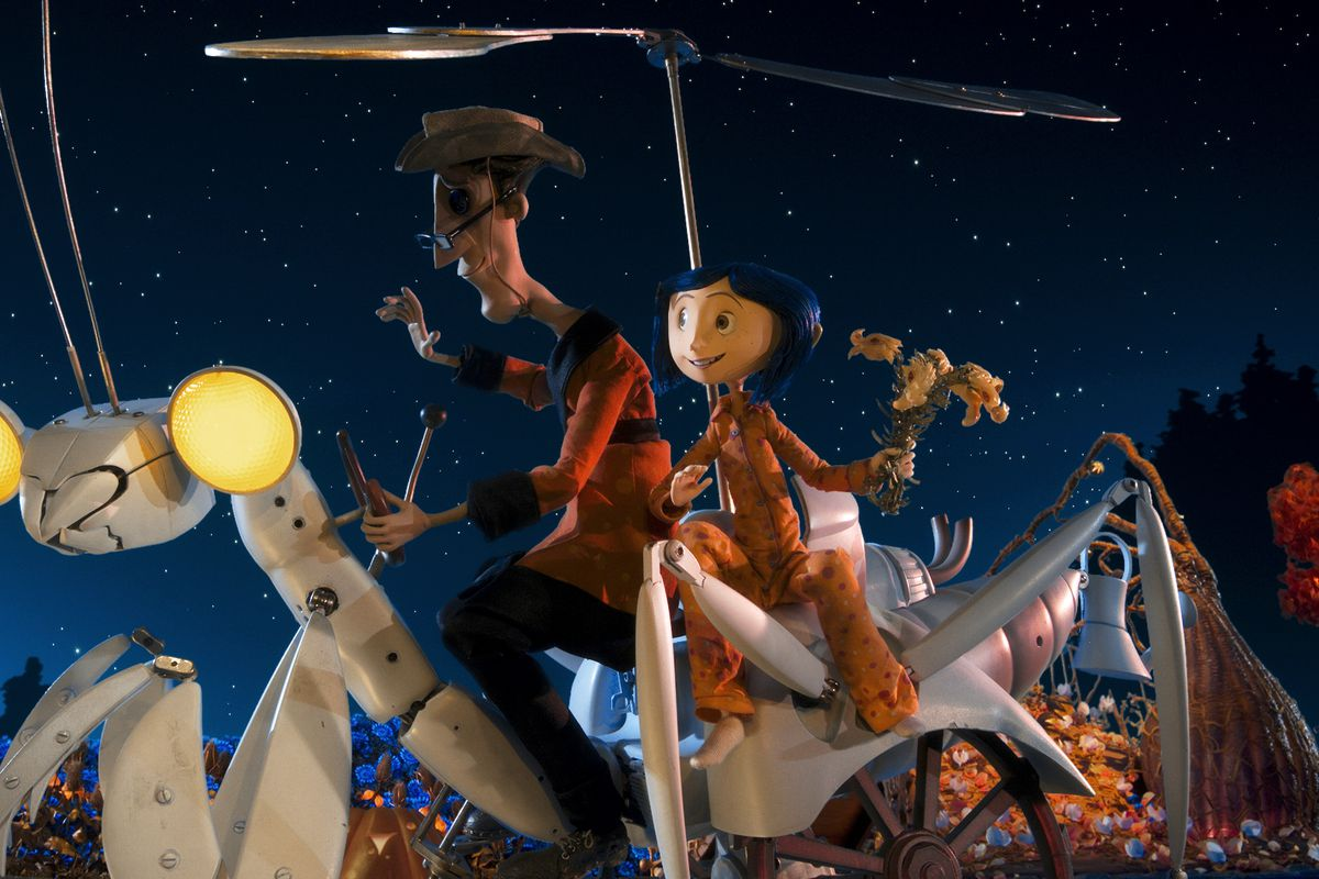 How Coraline S Costume Designer Makes Tiny Clothing For The Big Screen Racked