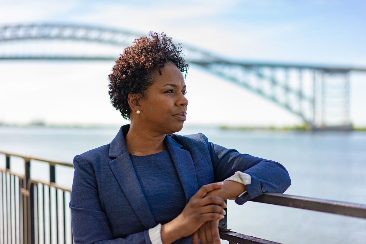 Kamillah Hanks ran a hard-charging campaign in 2017 that featured frequent attacks on incumbent Councilmember Debi Rose.