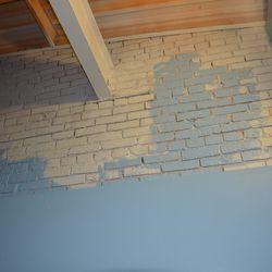 Floor two ceiling detail.