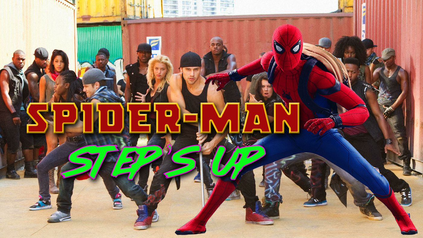 Spider-Man Steps Up To Dance Off Mysterio — And Save The World