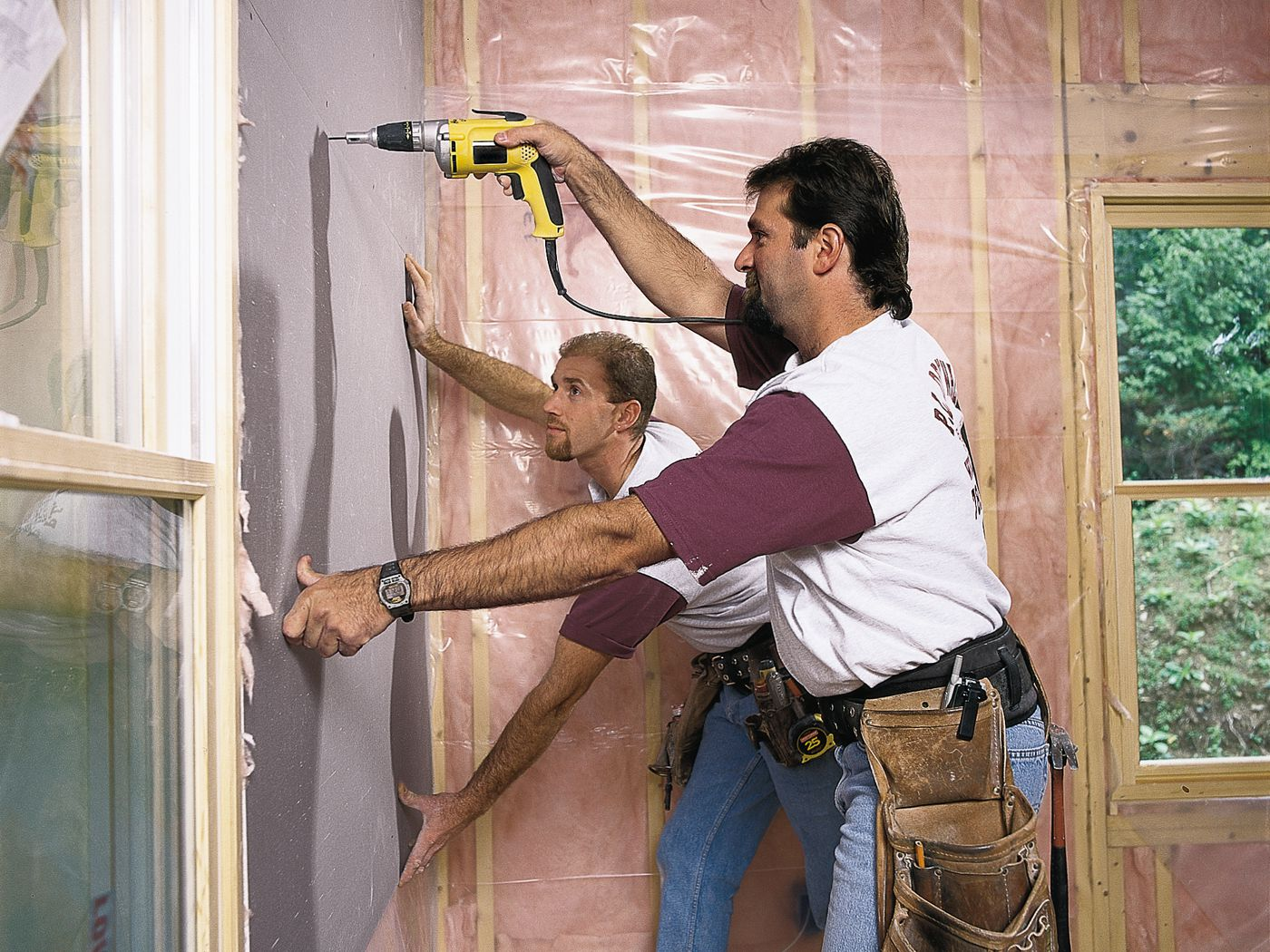 How To Hang Drywall In 8 Steps This Old House