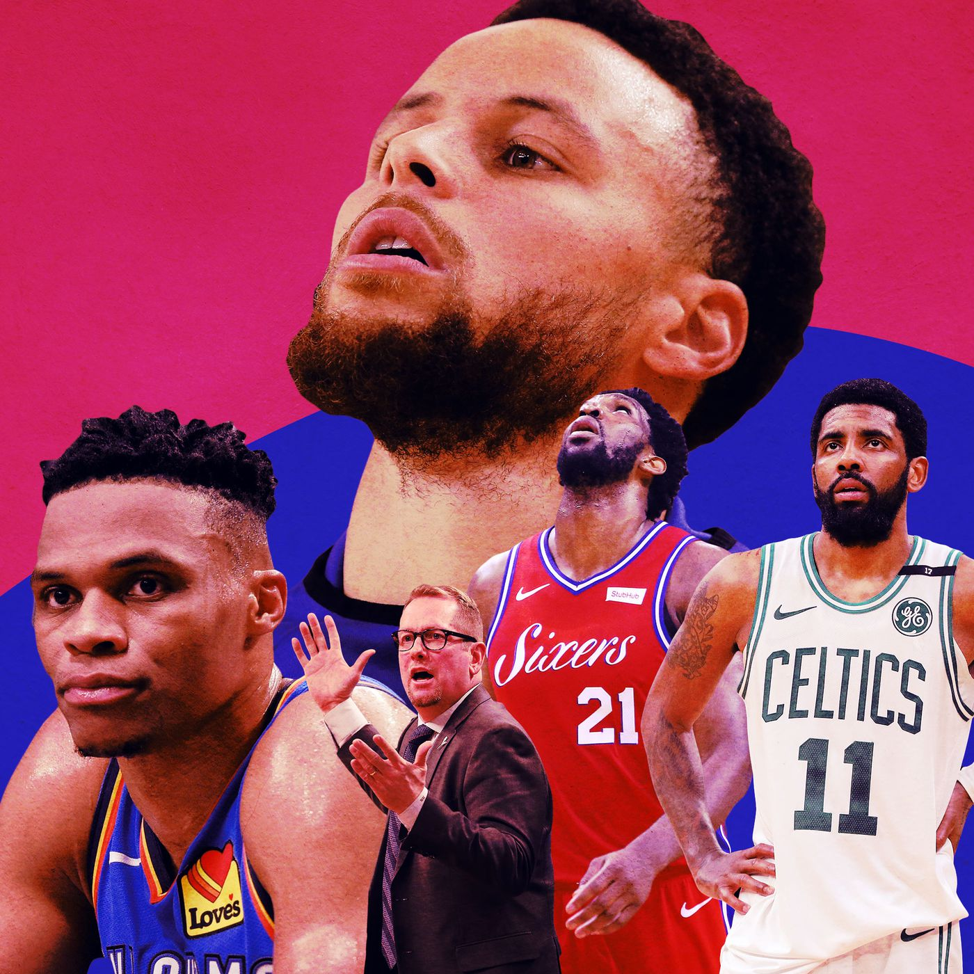 dae80718f236 Are the NBA Playoffs Broken  - The Ringer
