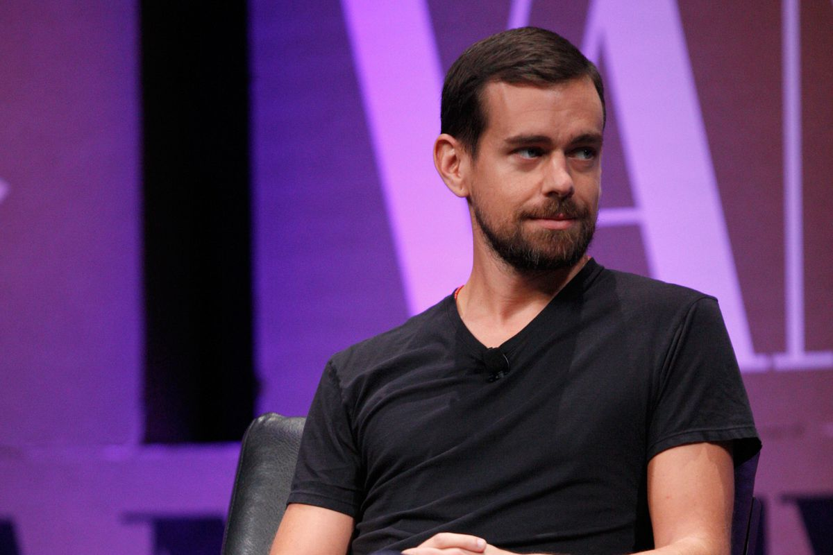 Jack Dorsey, who takes over as Twitter's interim CEO on July 1.