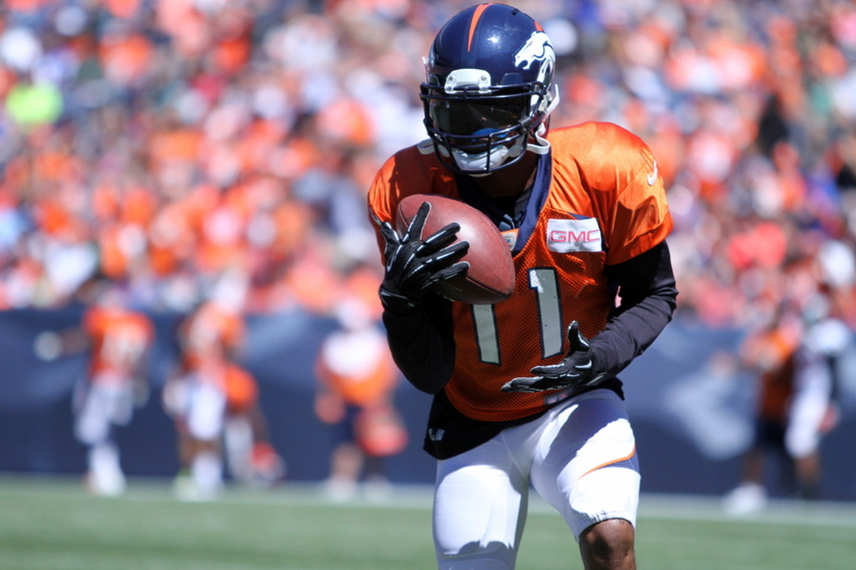 Report: Broncos receiver Jordan Norwood out for the season after ...