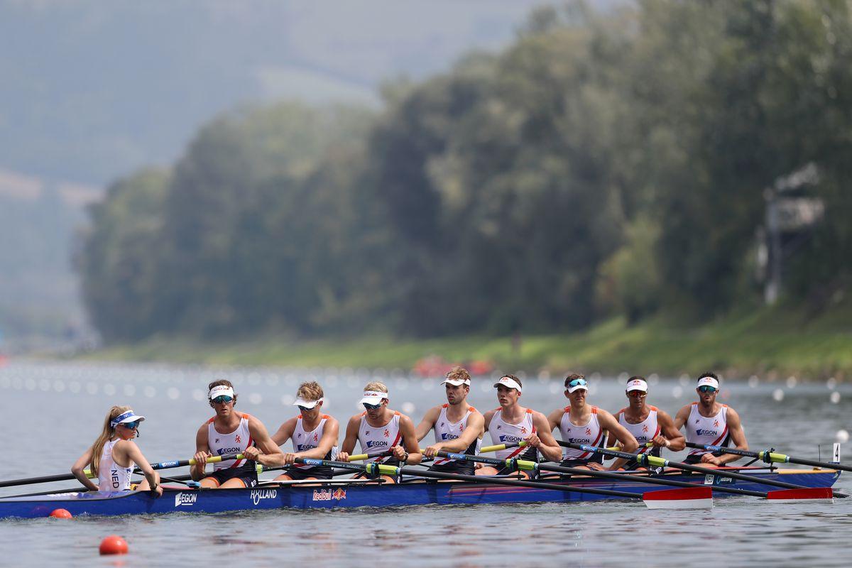 2019 World Rowing Championships - Day Three