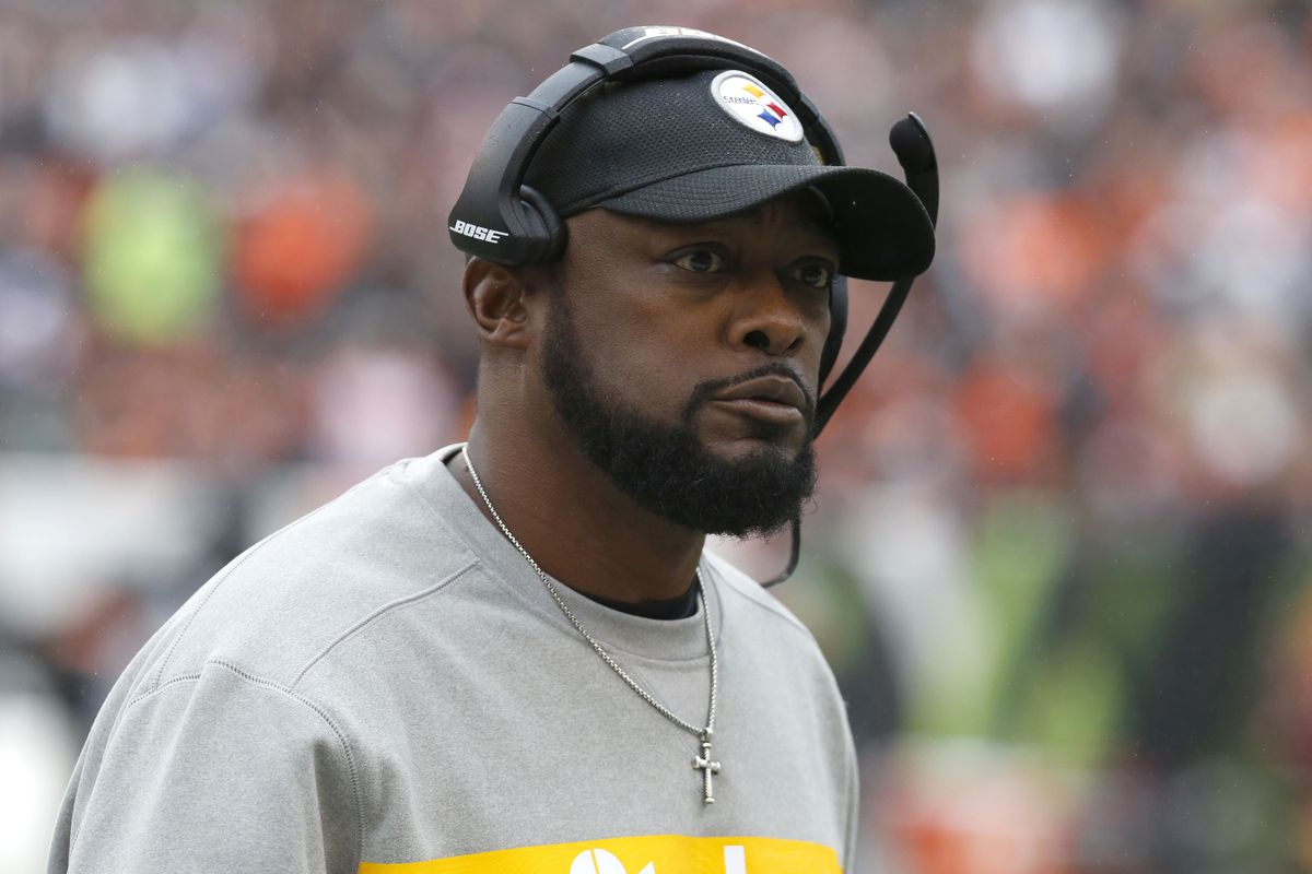 Mike Tomlin explains his reasoning for the fake punt -  I just wanted to be  aggressive  665d4eb98