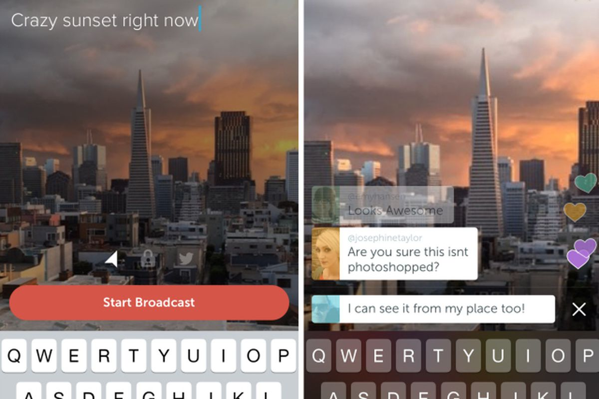 Twitter Launches Livestreaming App Periscope -- Its Own Version of Meerkat