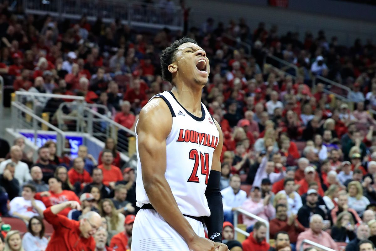 best service 86a8c 324bc Louisville-Robert Morris preview: Cards host Colonials in ...