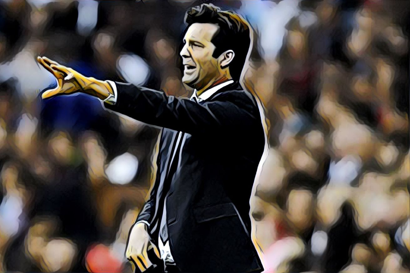 VIDEO: ?Con dos Cojones? Will Santiago Solari Succeed at Real Madrid""