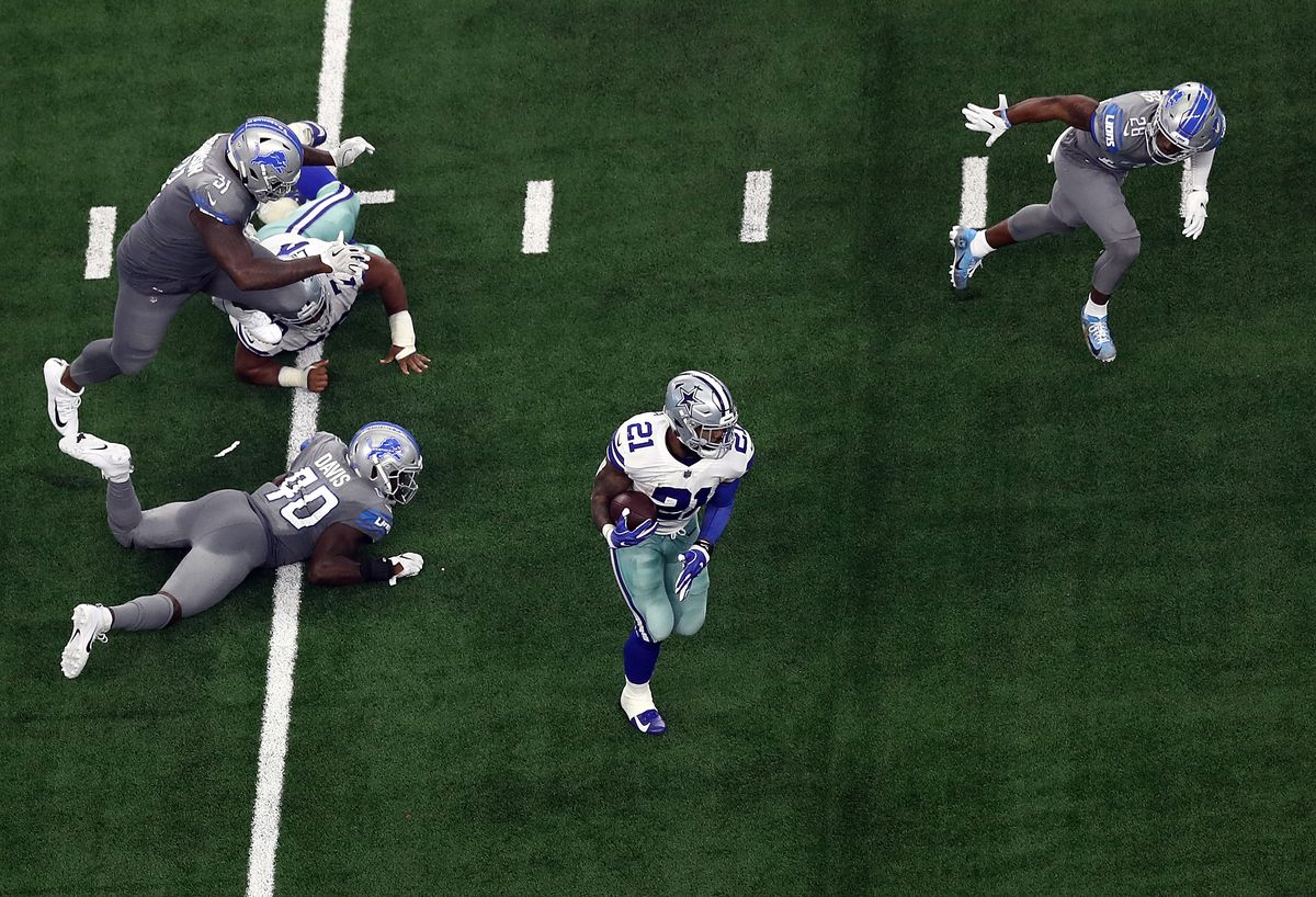 NFL Quarter-Season Power Rankings: The Rams Are Still the