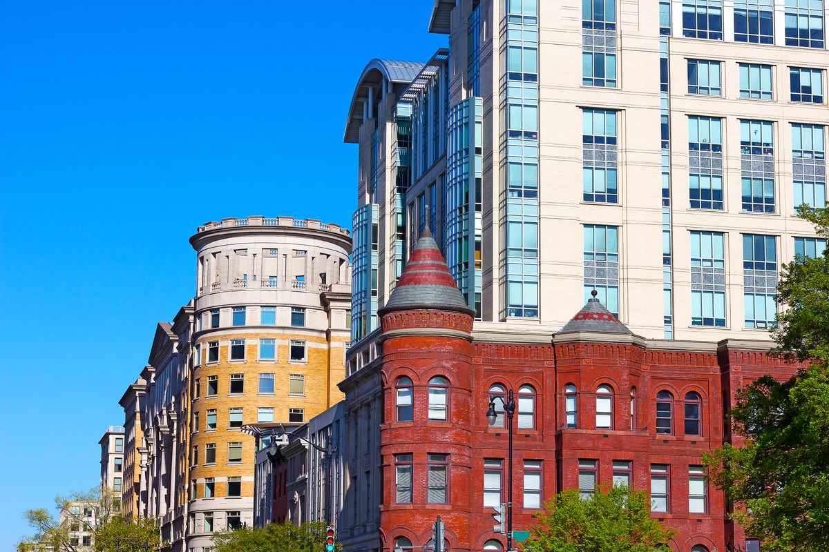 Should Washington, DC redevelop vacant offices into ...