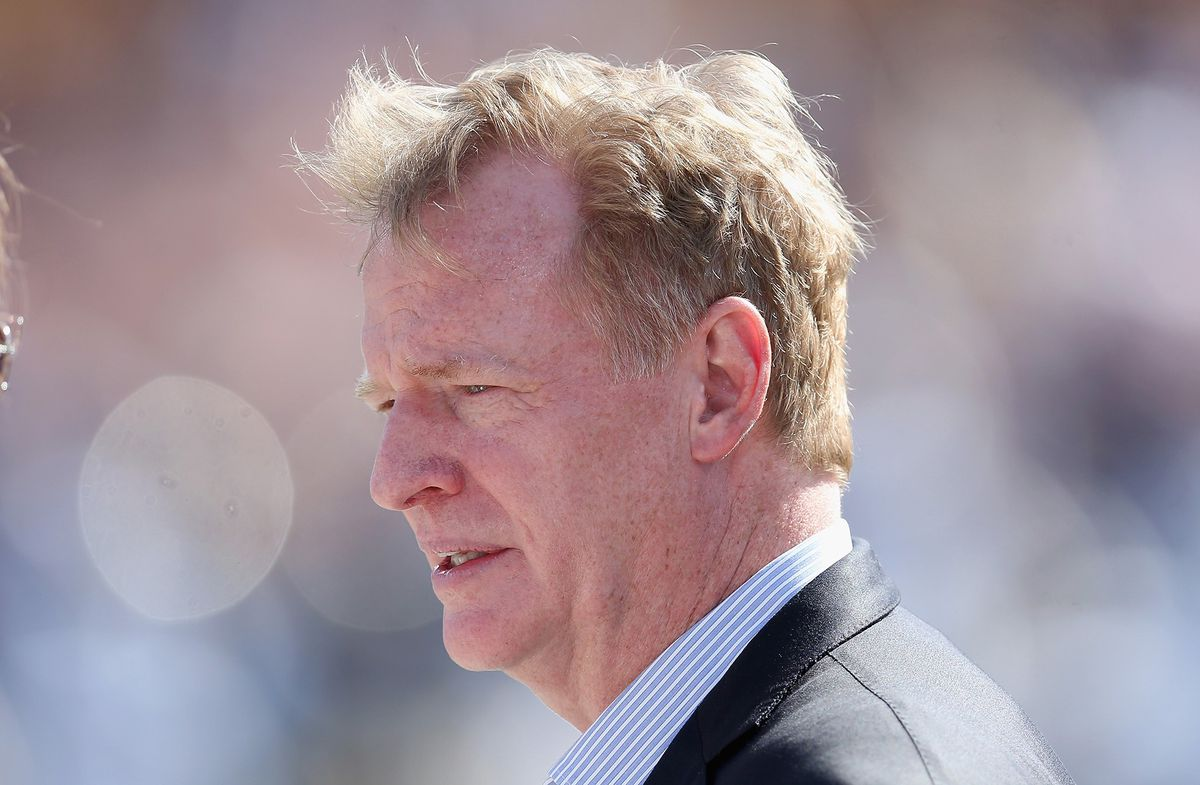 Roger Goodell (GettyImages)