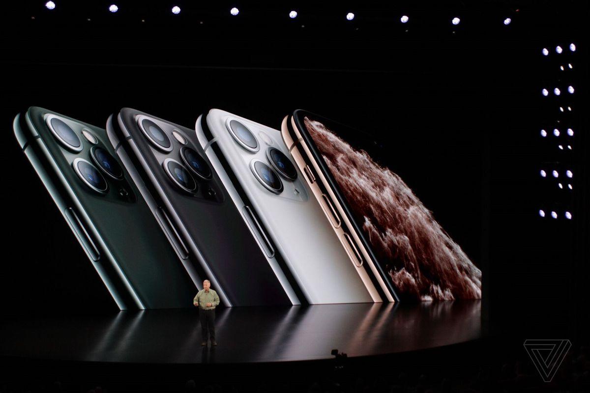 iPhone 11, Pro e Pro Max