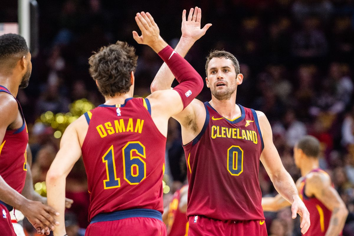 Podcast  Player unhappiness and the impact of Kevin Love - Fear The ... 20cad7aa7