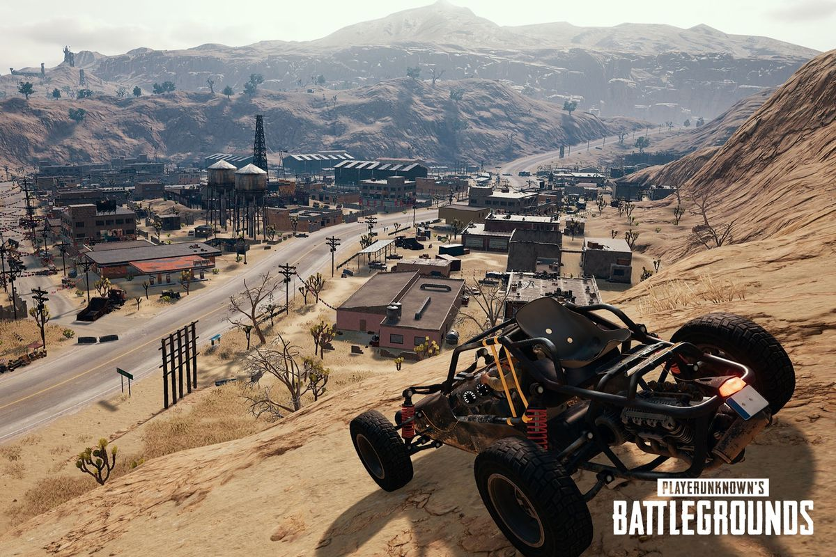 Miramar is Coming to PUBG Xbox One Test Servers Later This Month