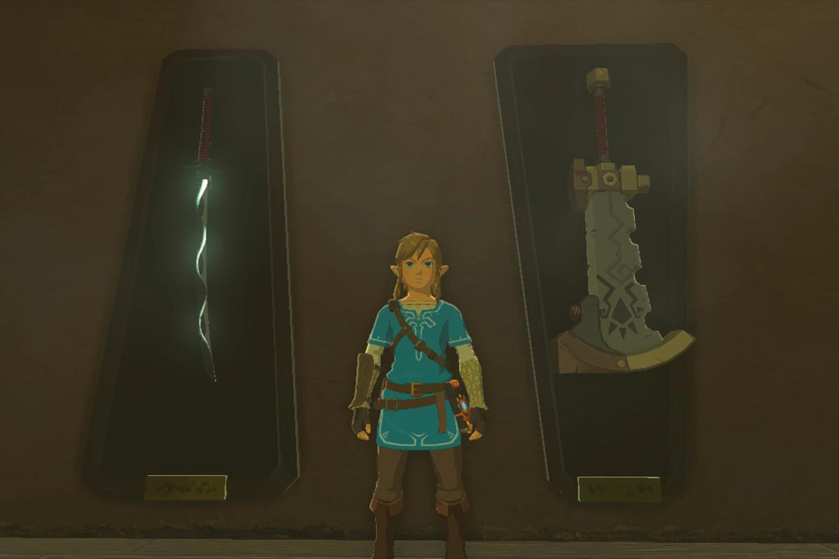 Zelda Breath of the Wild guide: item storage - Polygon