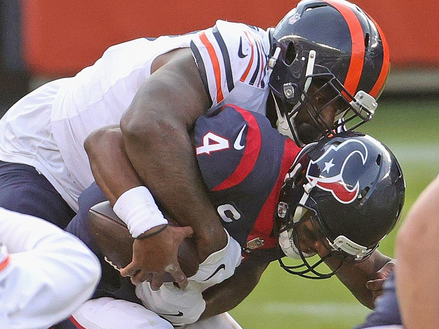 DL Mario Edwards Jr. returning to Bears - Chicago Sun-Times