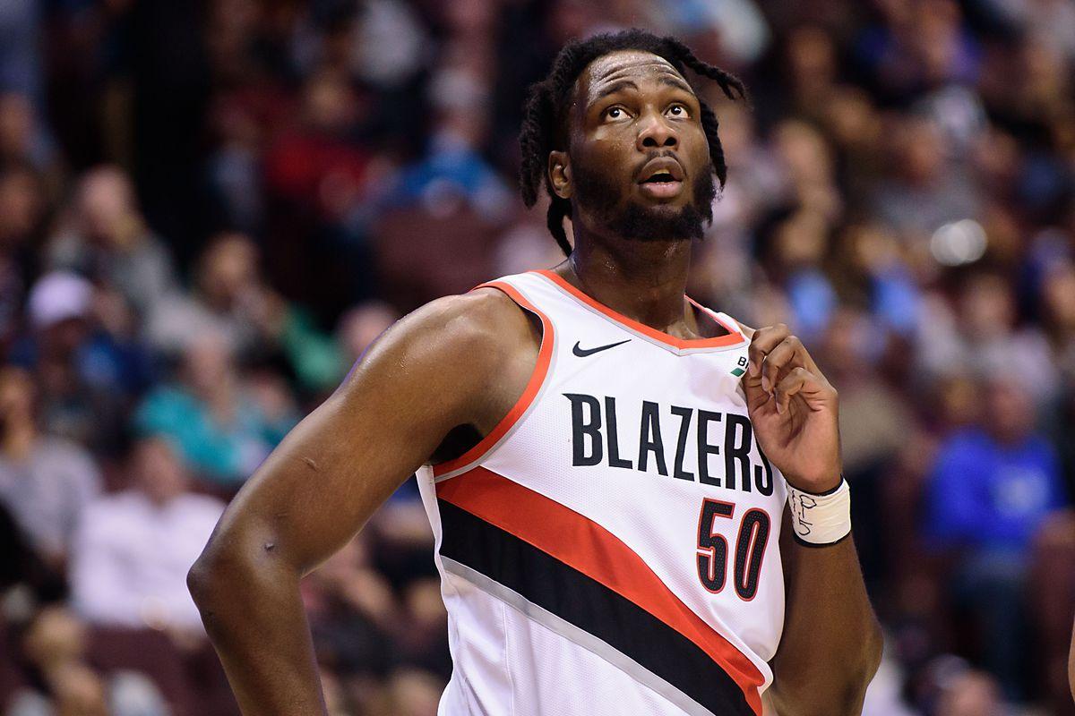 NBA: Preseason-Portland Trail Blazers at Toronto Raptors