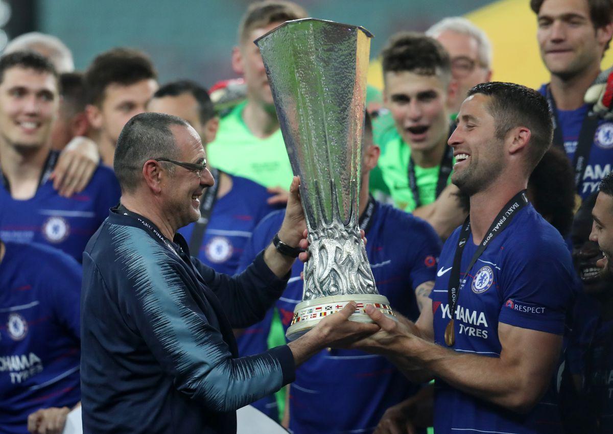 Chelsea v Arsenal - UEFA Europa League - Final - Olympic Stadium