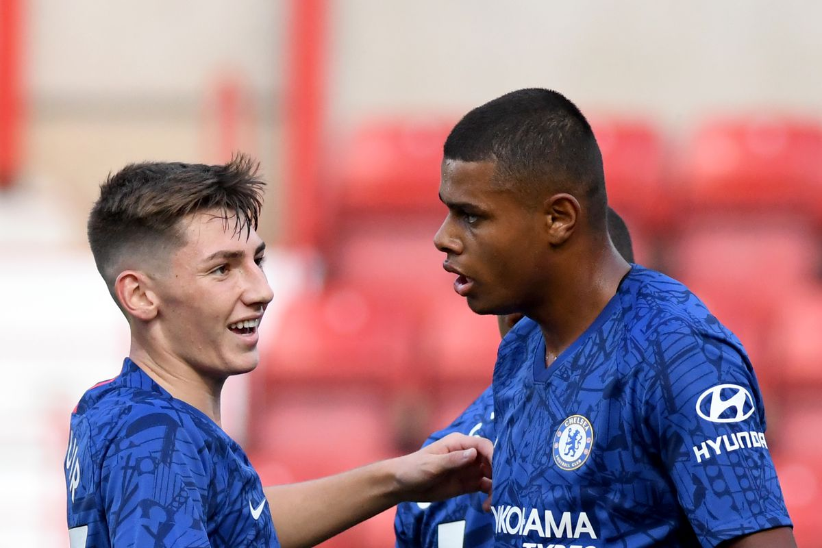 Swindon Town v Chelsea Development Squad - EFL Trophy
