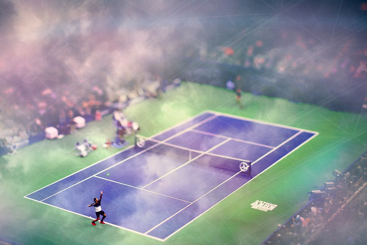 The Casual Tennis Fans Nostalgia For >> A Weekend Of Nostalgia And Uncertainty At The U S Open The Ringer