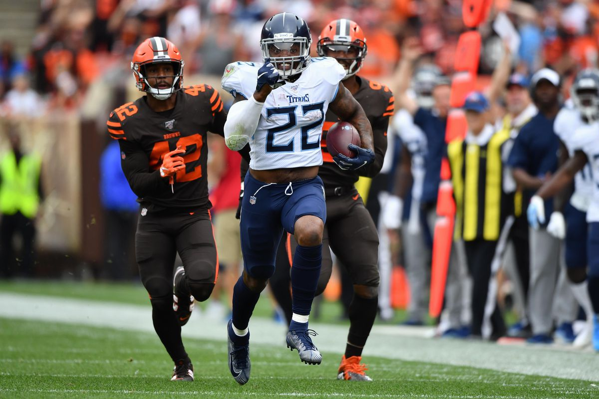 NFL Week One Scores: Titans crush Browns 43-13 in season
