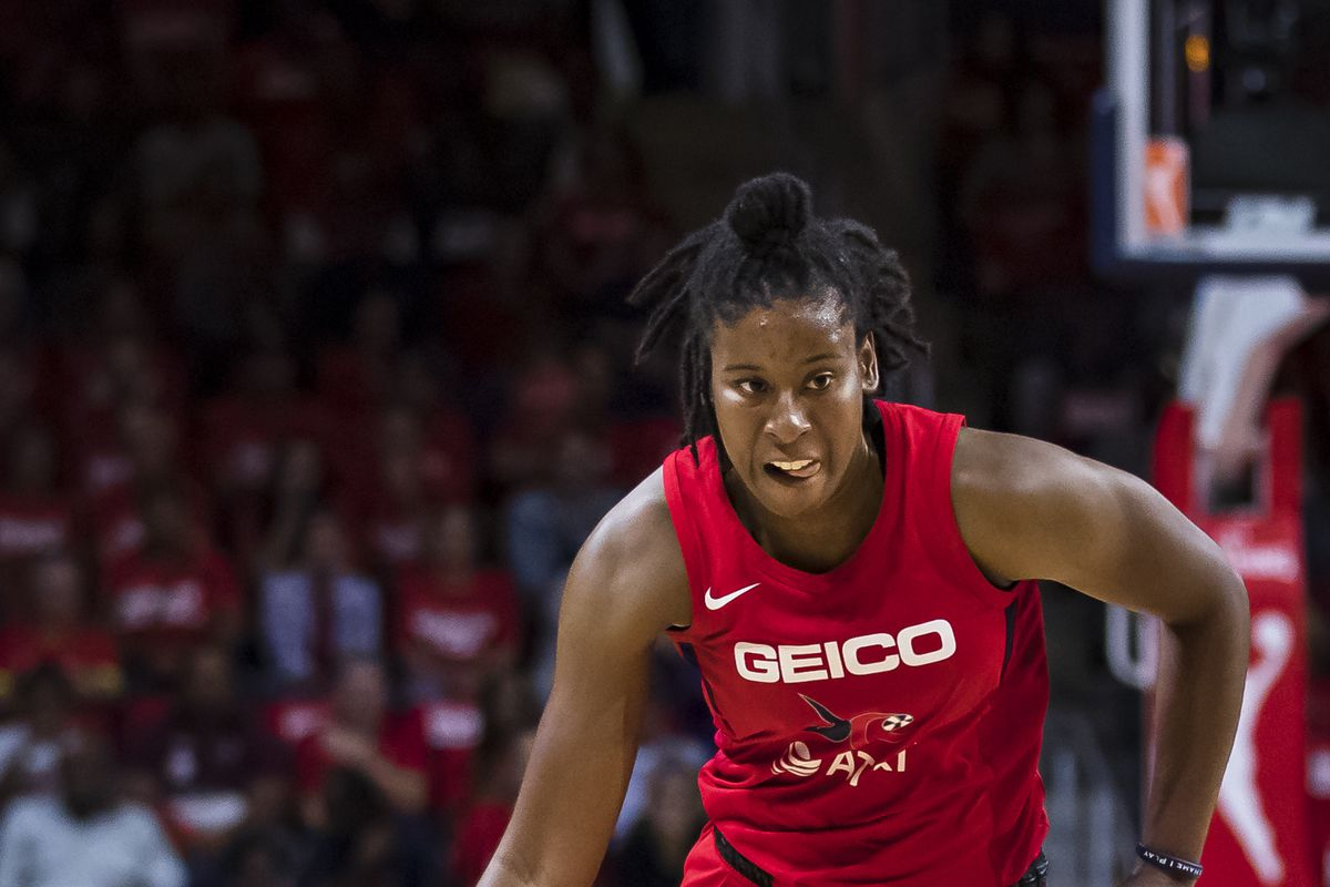 Mystics' Ariel Atkins joins Team USA for FIBA Olympic Qualifiers