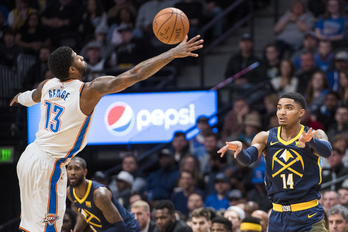 Paul George showed us exactly how good he still is against the Nuggets 5d0d735f0