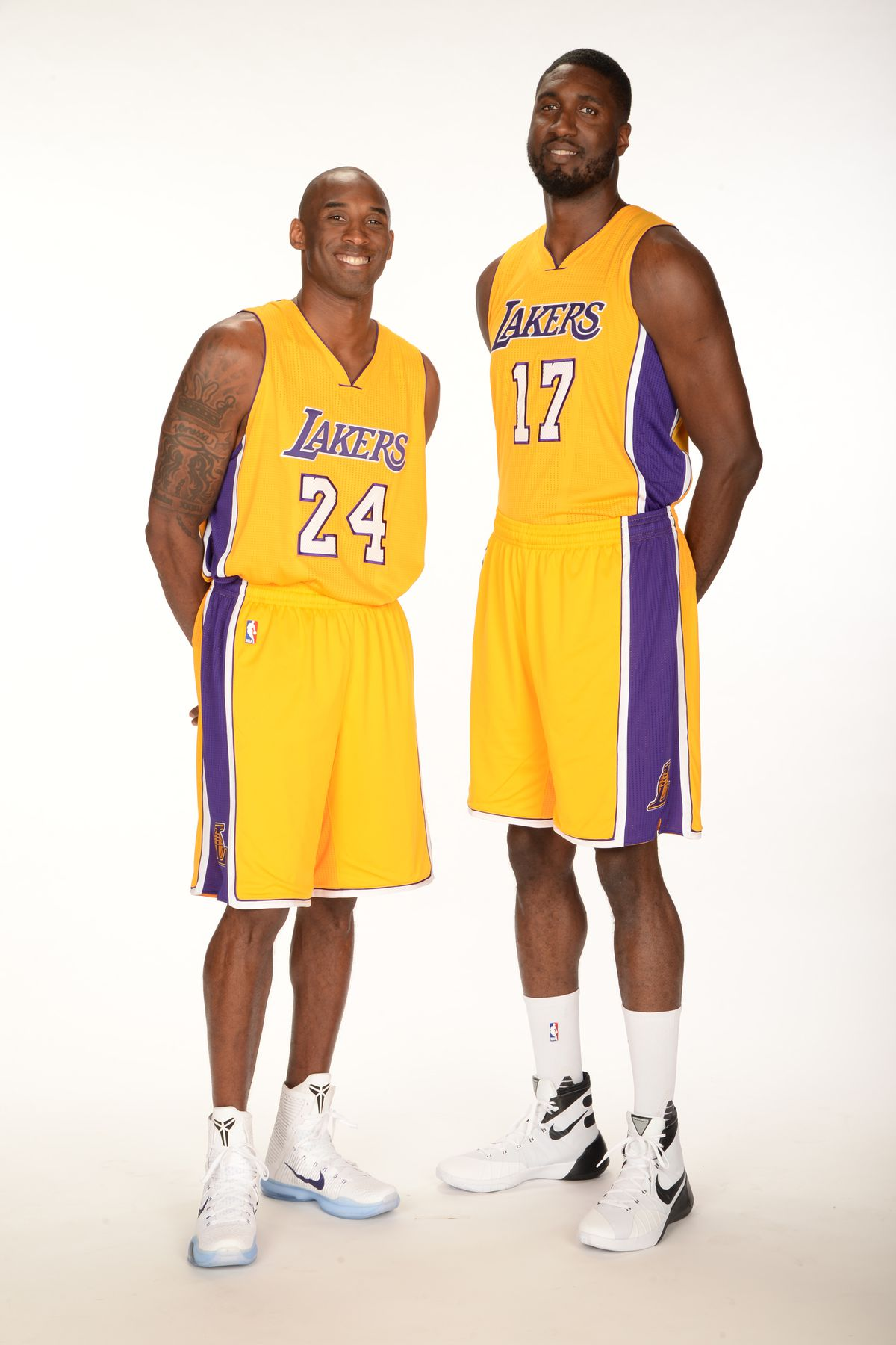 Los Angeles Lakers Media Day 2015