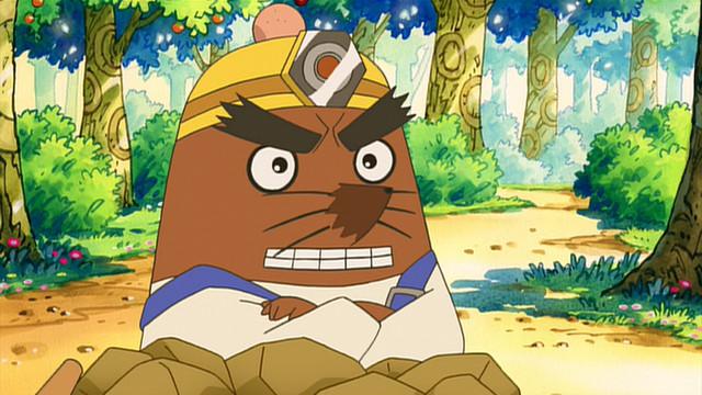 Resetti, in <em>Animal Crossing: The Movie </em>(2006)